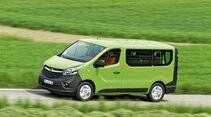Opel Vivaro Combi L1H1 1.6 CDTI Biturbo 2.7t, Seitenansicht