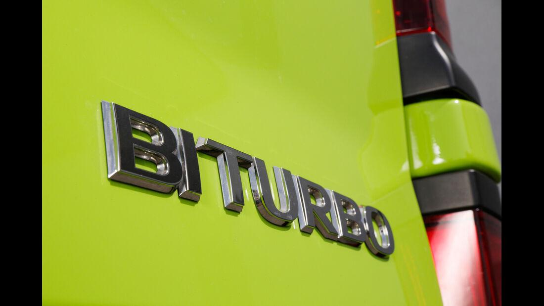 Opel Vivaro Combi L1H1 1.6 CDTI Biturbo 2.7t, Typenbezeichnung