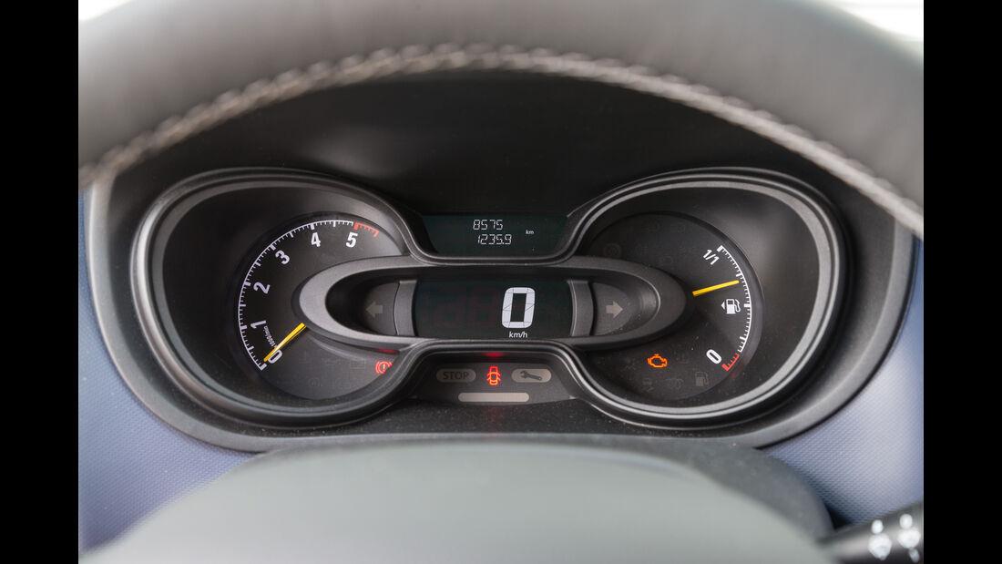 Opel Vivaro Combi L1H1 1.6 CDTI Biturbo, Anzeigeinstrumente
