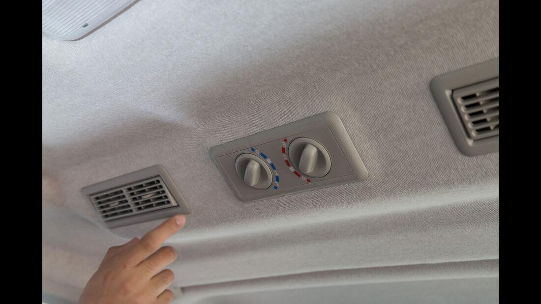 Opel Vivaro Combi L1H1 1.6 CDTI Biturbo, Klimaautomatik