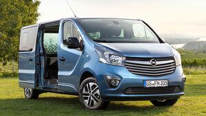 Opel Vivaro Life IAA 2017