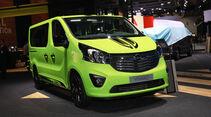Opel Vivaro Life Sitzprobe Gregor Hebermehl