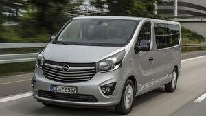 Opel Vivaro Tourer Combi+