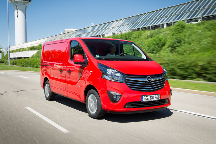 opel vivaro b tests auto motor und sport. Black Bedroom Furniture Sets. Home Design Ideas