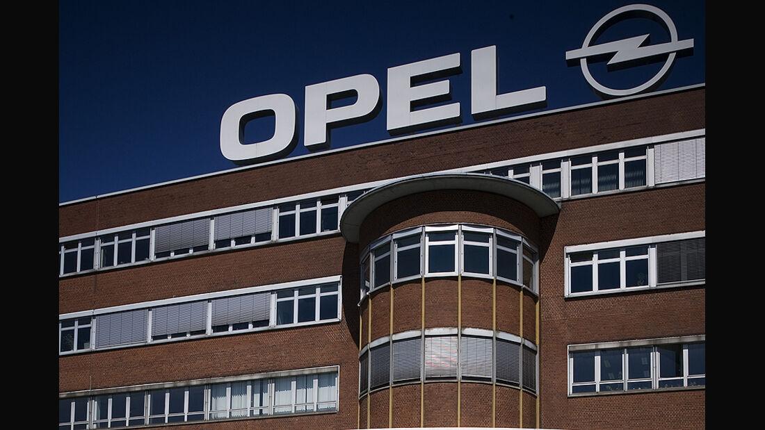 Opel Werk Bochum