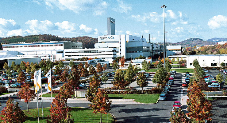 Opel Werk Eisenach