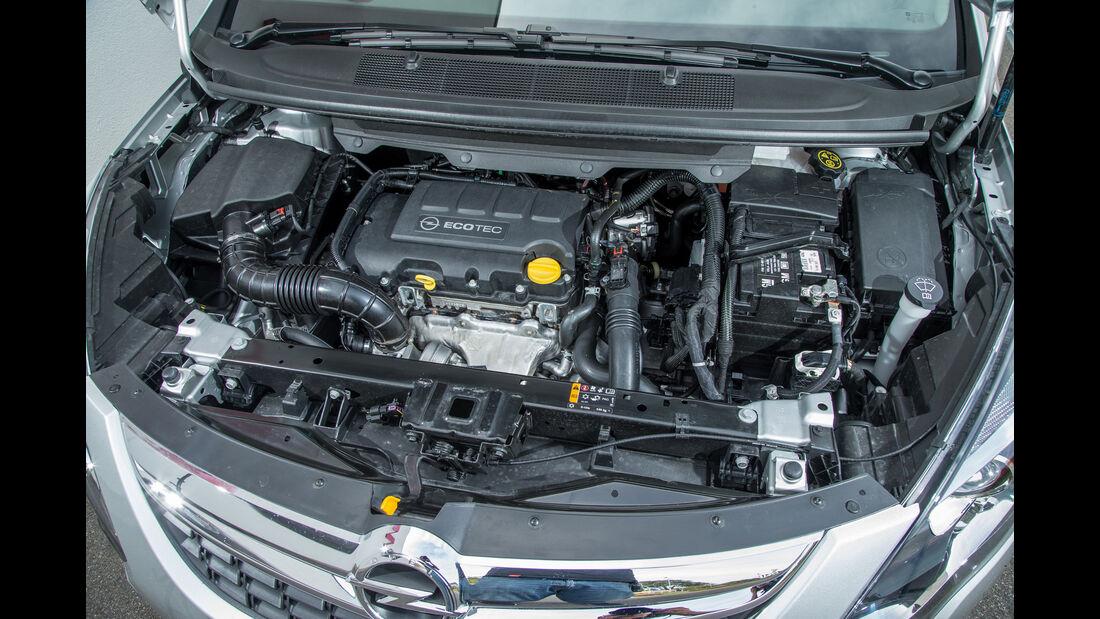 Opel Zafira 1.4 Turbo Exoflex, Motor