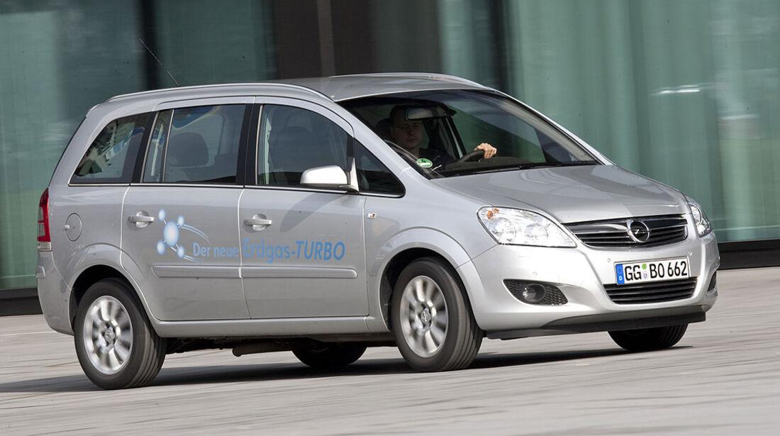 Opel, Zafira, 1.6 CNG Ecoflex Turbo, dynamisch, vtest, aumospo0709