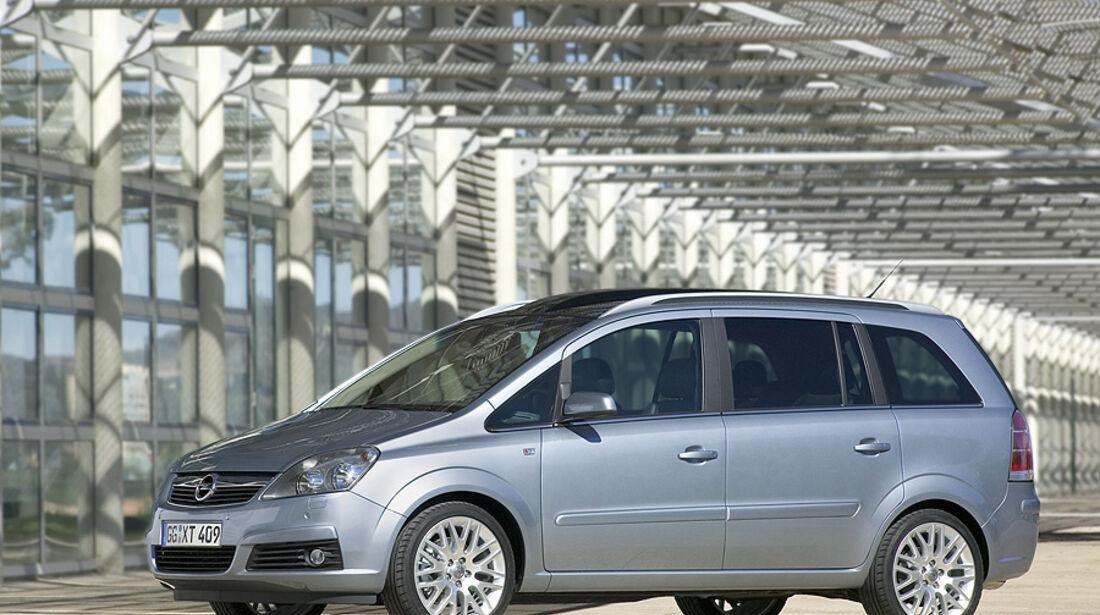 Opel Zafira, E10