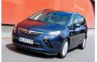 Opel Zafira, Frontansicht