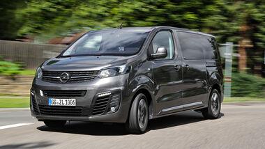 Opel Zafira Life M 2.0 Diesel, Exterieur