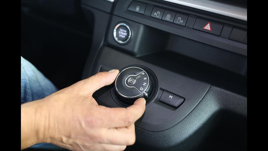 Opel Zafira Life M 2.0 Diesel, Interieur