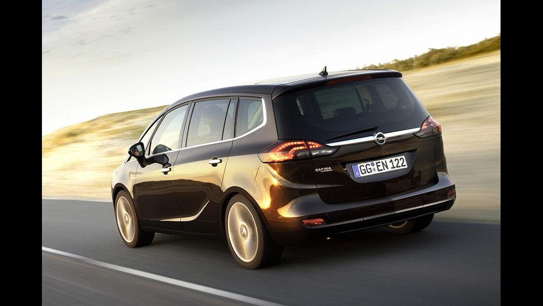 Opel Zafira Tourer,