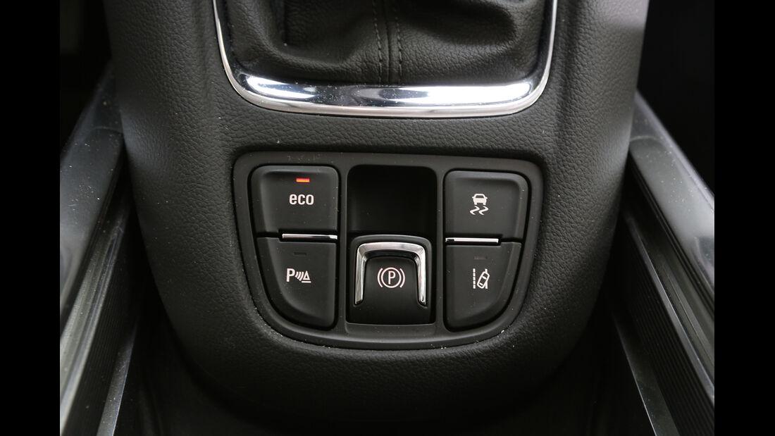 Opel Zafira Tourer 1.6 CDTI, Bedienelemente