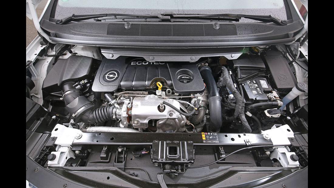 Opel Zafira Tourer 1.6 CDTI, Motor