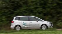 Opel Zafira Tourer 1.6 CNG Turbo, Seitenansicht