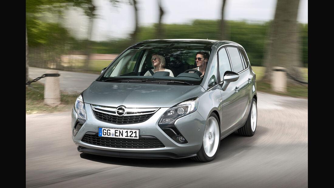 Opel Zafira Tourer 1.6 SIDI Turbo