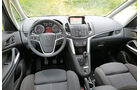 Opel Zafira Tourer 1.6 Turbo, Cockpit