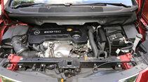Opel Zafira Tourer 1.6 Turbo, Motor