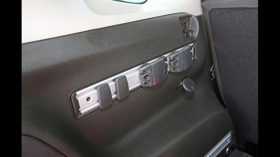Opel Zafira Tourer 2.0 Biturbo CDTi Sport, Einrastevorrichtung