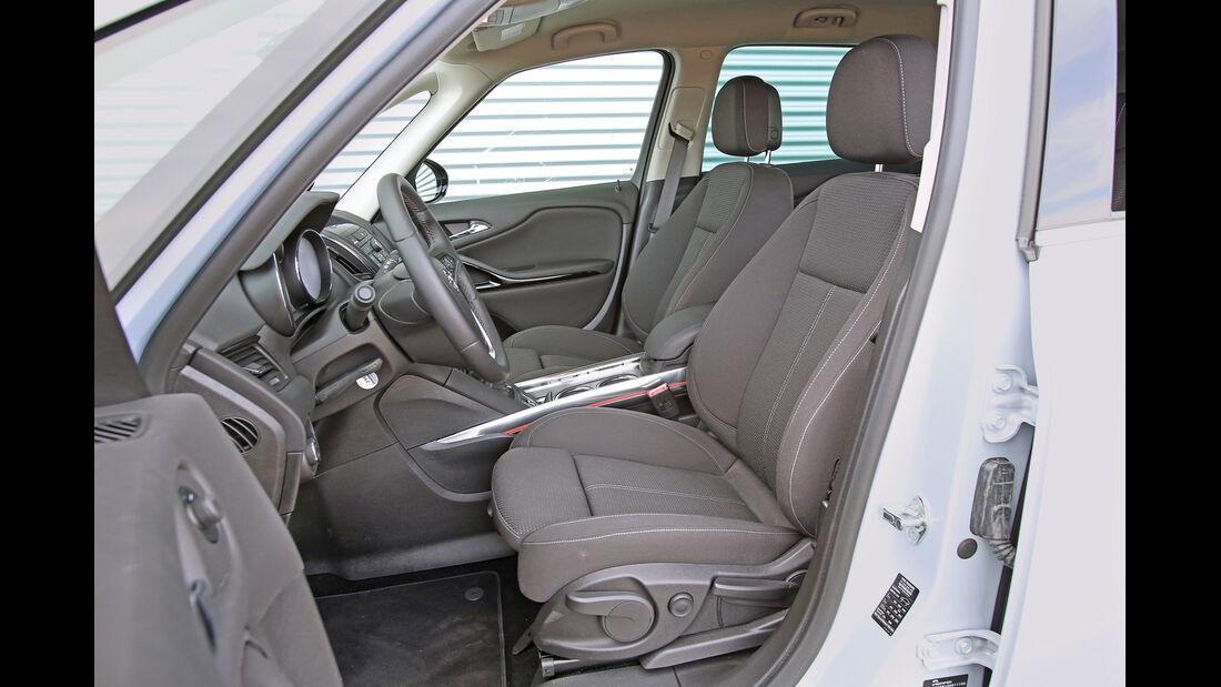 Opel Zafira Tourer 2.0 Biturbo CDTi Sport, Fahrersitz