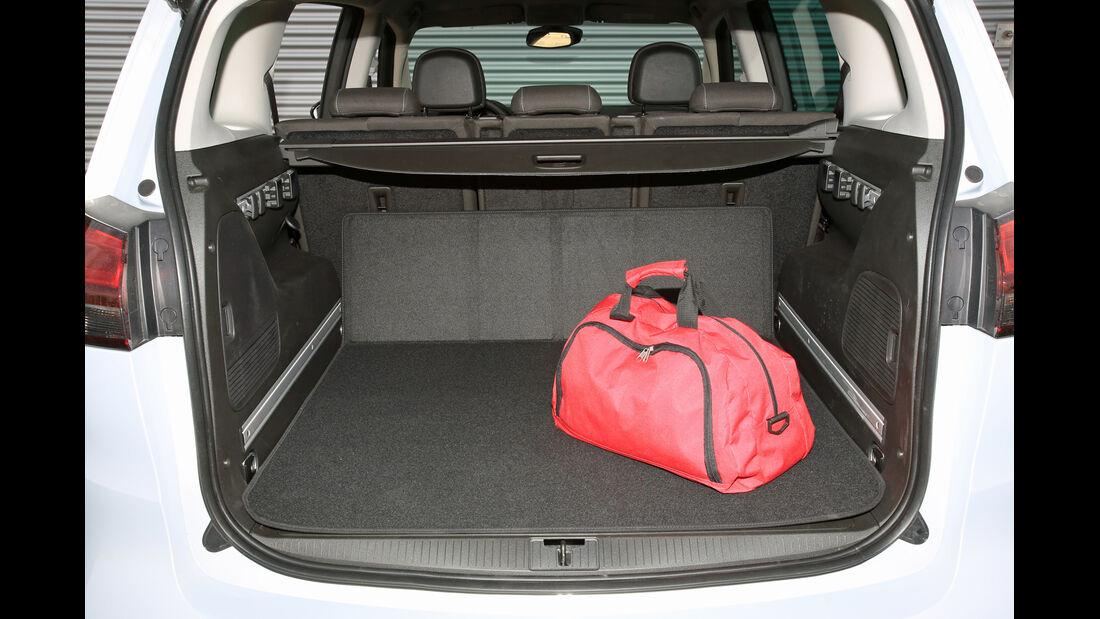 Opel Zafira Tourer 2.0 Biturbo CDTi Sport, Kofferraum