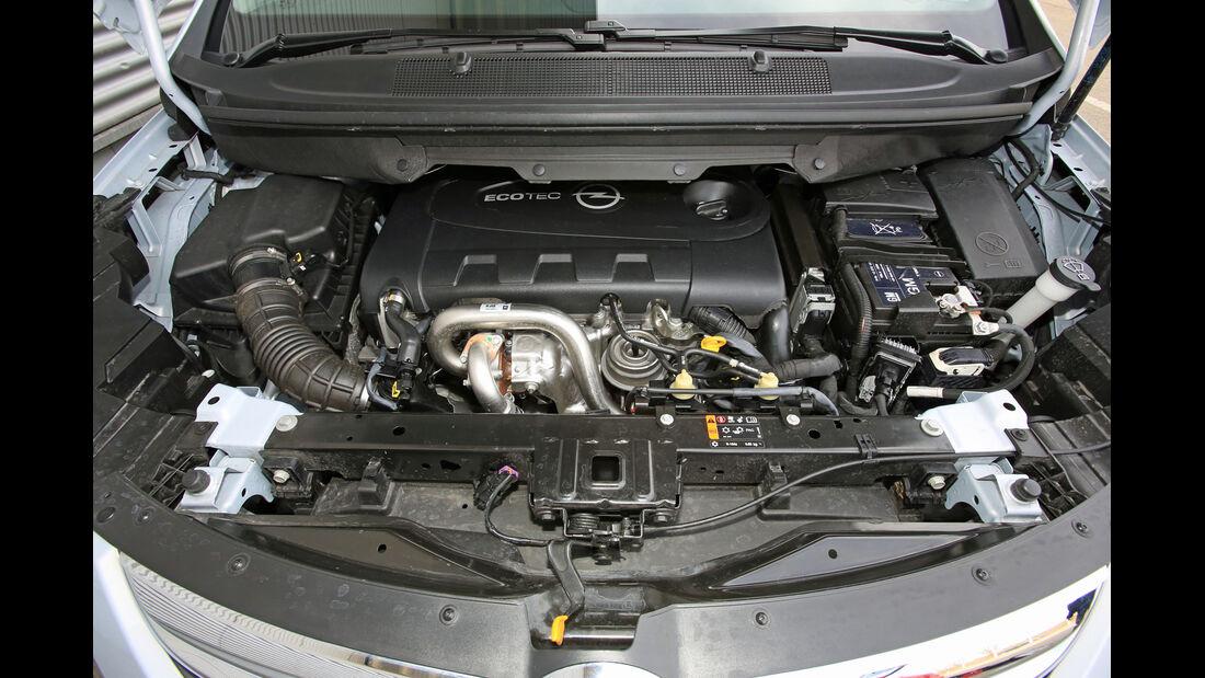 Opel Zafira Tourer 2.0 Biturbo CDTi Sport, Motor