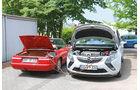 Opel Zafira Tourer 2.0 CDTI Biturbo, Batterie aufladen