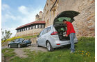 Opel Zafira Tourer 2.0 CDTI Biturbo, Kofferraum