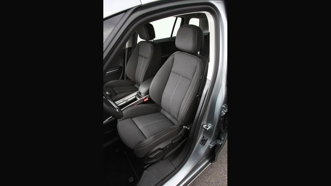 Opel Zafira Tourer 2.0 CDTi Ecoflex Edition, Fahrersitz