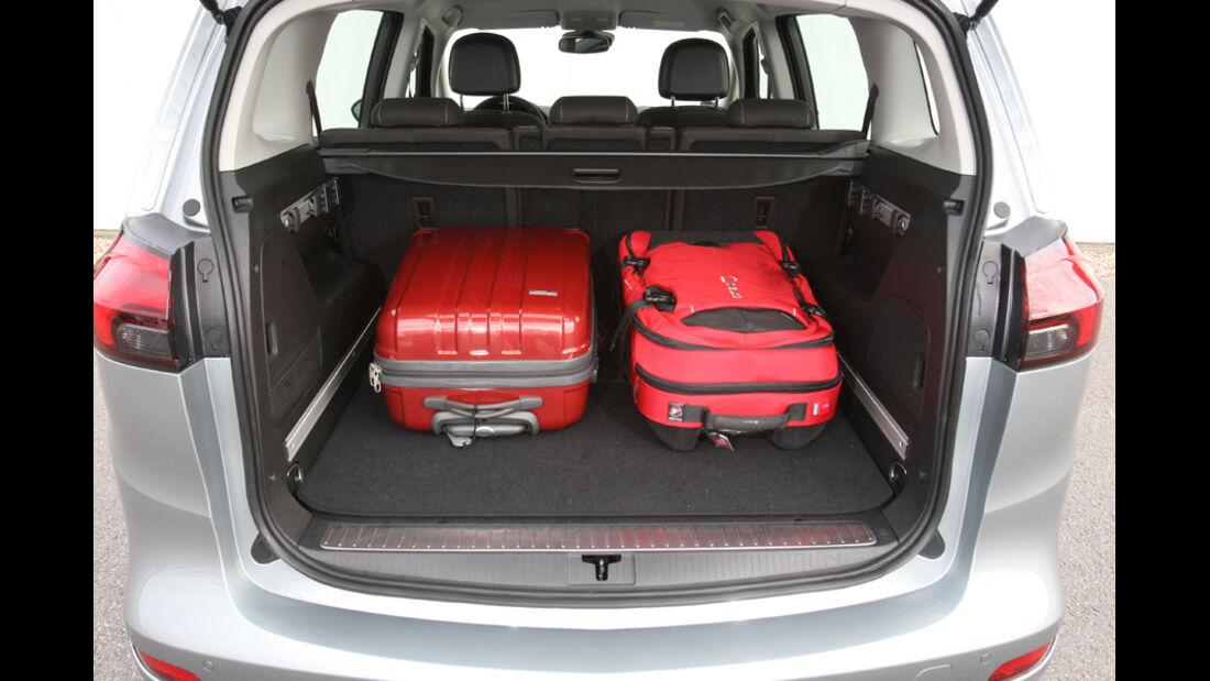 Opel Zafira Tourer 2.0 CDTi Ecoflex Edition, Kofferraum