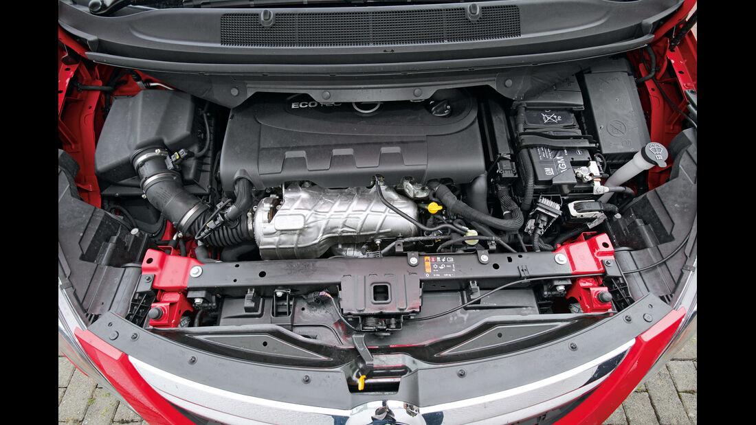 Opel Zafira Tourer 2.0 CDTi, Motor