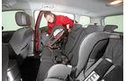 Opel Zafira Tourer, Fondsitz, Kindersitz
