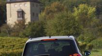 Opel Zafira Tourer, Heck