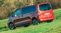 Opel Zafira-e Life M Tourer, Exterieur