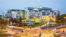 Opel Zentrale Entwicklungszentrum Rüsselsheim