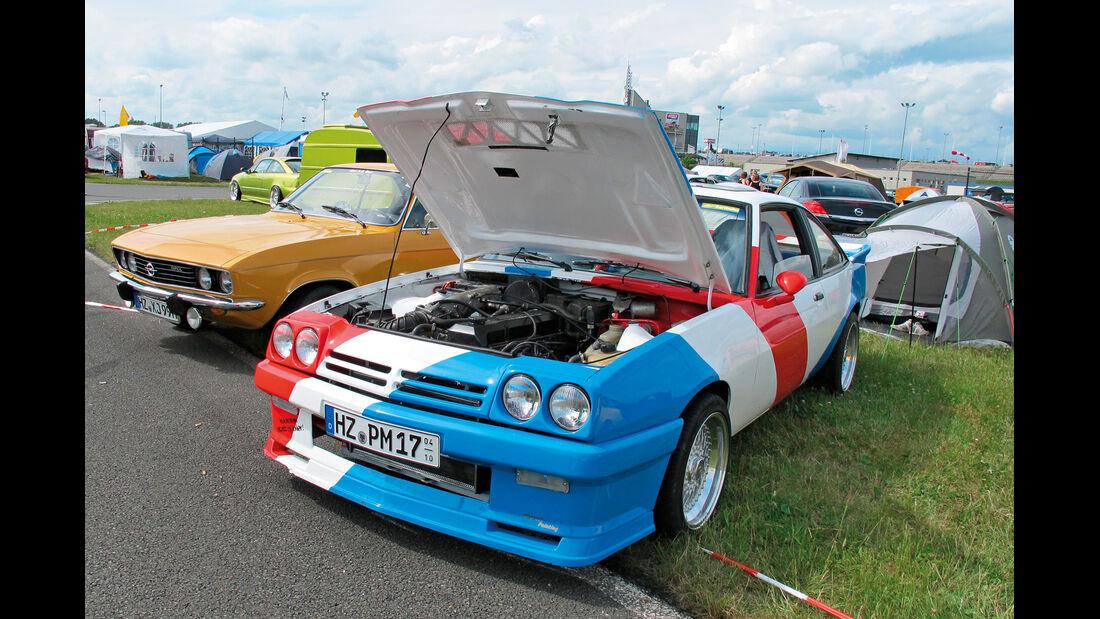 Opeltreffen, Tuningcar