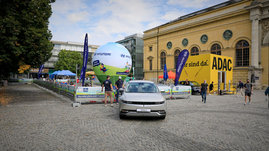 Open Spaces auf der IAA 2021 in München