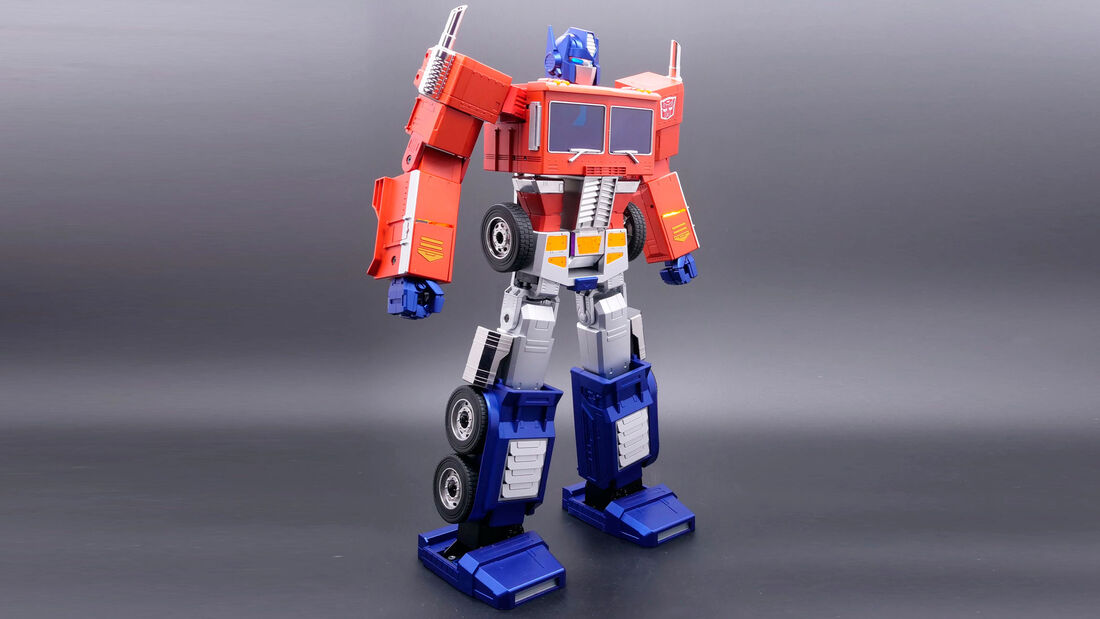Optimus Prime G1 Roboter