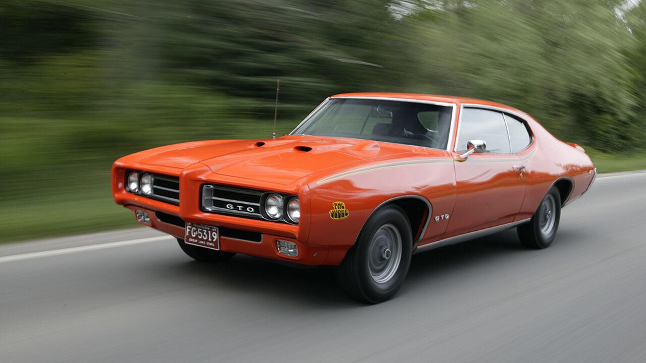 "dodge gto judge Pontiac GTO ""The Judge"" im Fahrbericht: Im Pontiac GTO durch die"