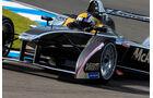 Oriol Servia - Formel E-Test - Donington - 07/2014