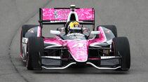 Oriol Servia - Indycar - Chevrolet - Mid-Ohio - 2013