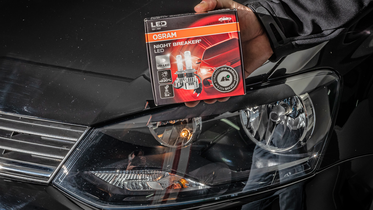Osram H7 Night Breaker Led Nachrust Lampe Im Test Auto Motor Und Sport