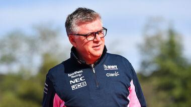Otmar Szafnauer - Racing Point - Formel 1