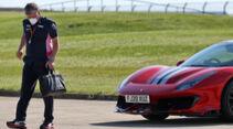 Otmar Szafnauer - Racing Point - Formel 1 - GP England - Silverstone - 31. Juli 2020