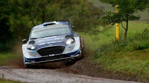 Ott Tänak - Ford Fiesta WRC - M-Sport - Rallye Deutschland 2017
