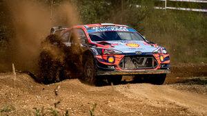 Ott Tänak - Rallye Estland 2020