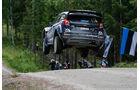 Ott Tänak - Rallye Finnland 2015