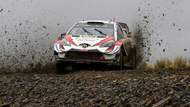 Ott Tänak - Rallye Wales 2019