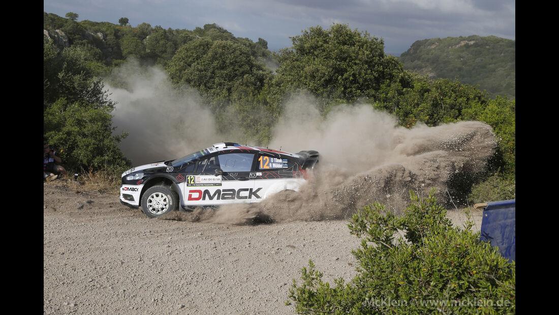 Ott Tanäk - WRC - Rallye Italien 2016